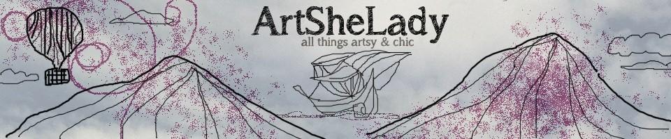 Artshelady