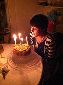 A nautical inspired birthday!